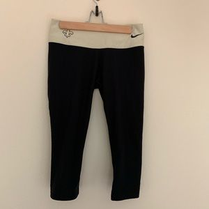 2/$20 New Orleans Saints Nike Crop Tights